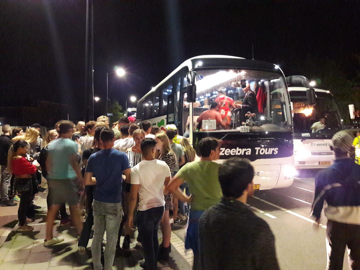 Calamiteitenvervoer Zeebra Tours