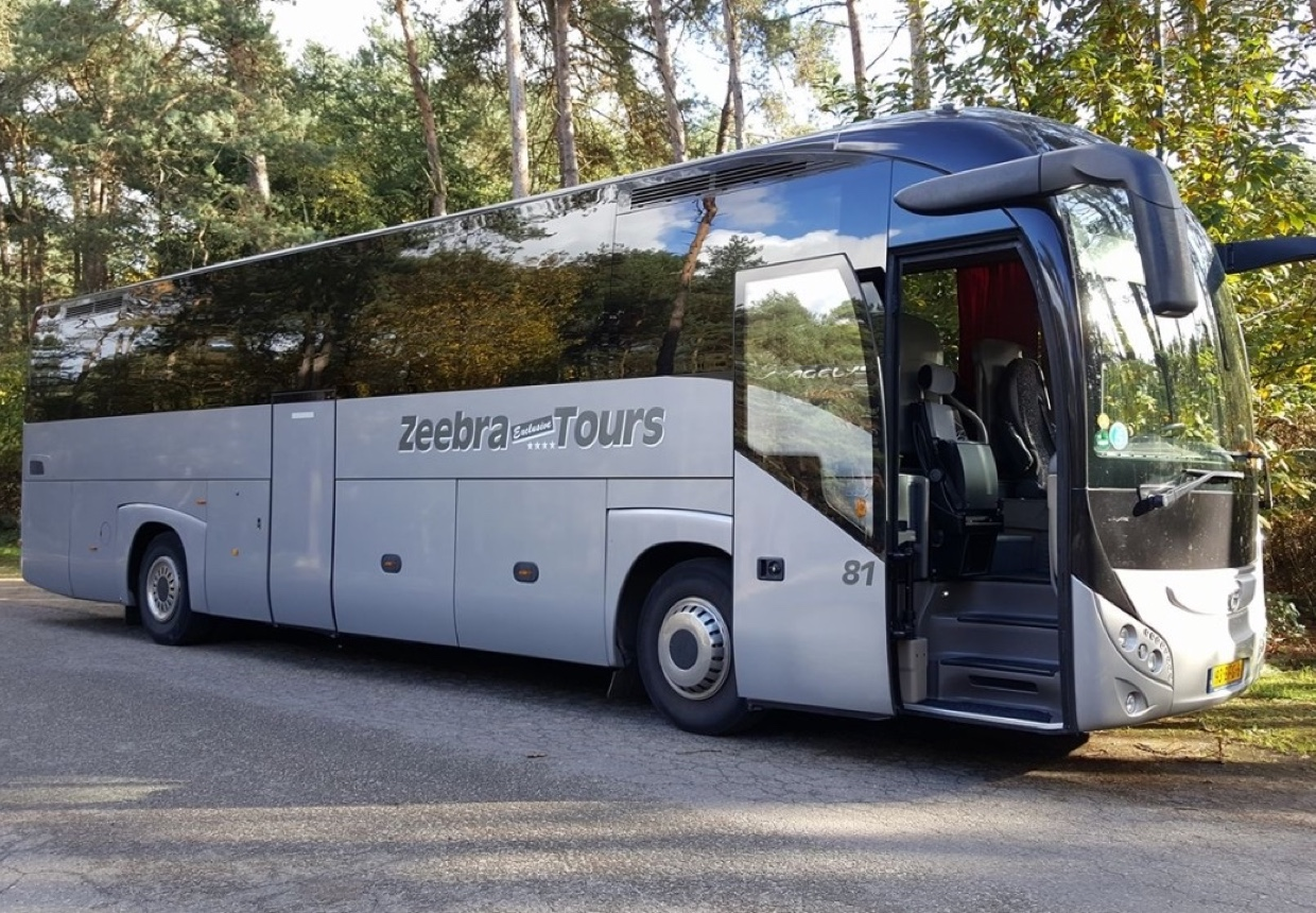 VIP Bus Zeebra Tours