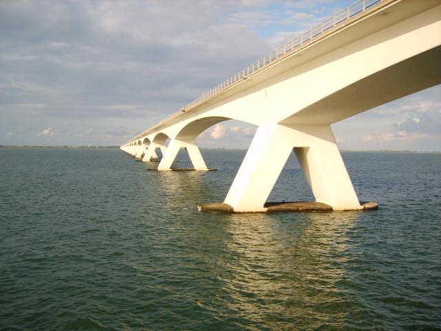 Zierikzee en Rondvaart Zeelandbrug